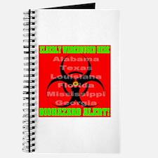 Biohazard Alert Journal