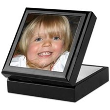 Gracie Finger Paint Keepsake Box
