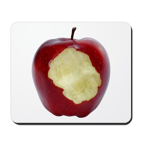 A Red Apple On Your Mousepad