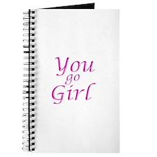 You Go Girl Journal