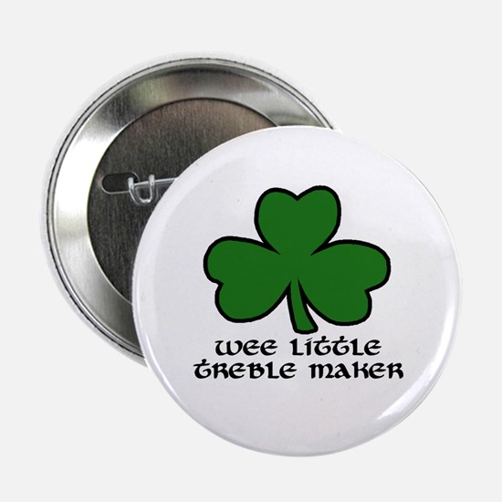 "Wee Little Treble Maker 2.25"" Button (10 pack)"