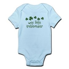 Wee Little Treble Maker Irish Infant Creeper