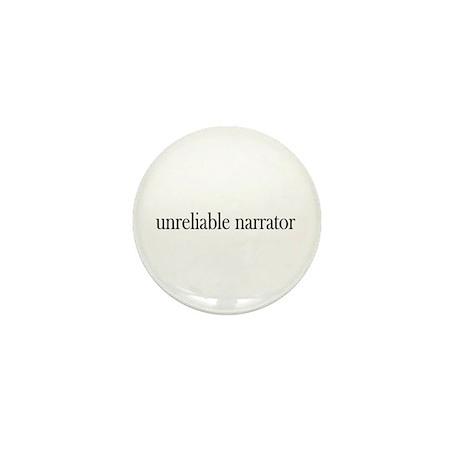 Unreliable Narrator Mini Button