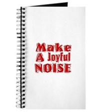 Make a Joyful Noise Journal