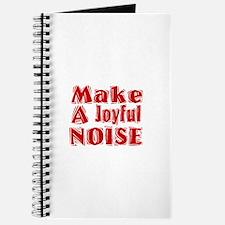 Make a Joyful Noise Journal