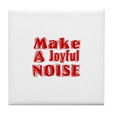 Make a Joyful Noise Tile Coaster