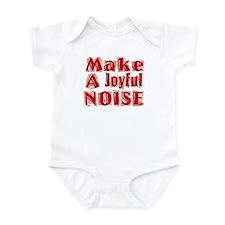 Make a Joyful Noise Infant Bodysuit