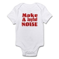 Make a Joyful Noise Onesie