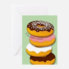 Extra Sprinkles Greeting Card