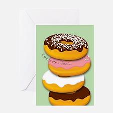 Extra Sprinkles Greeting Card