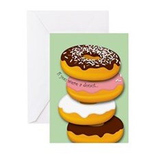 Extra Sprinkles Greeting Cards (Pk of 20)