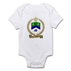 LORE Family Crest Infant Creeper