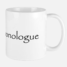 Dramatic Monologue Mug
