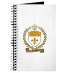 LOREAU Family Crest Journal