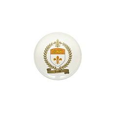 LOREAU Family Crest Mini Button (100 pack)