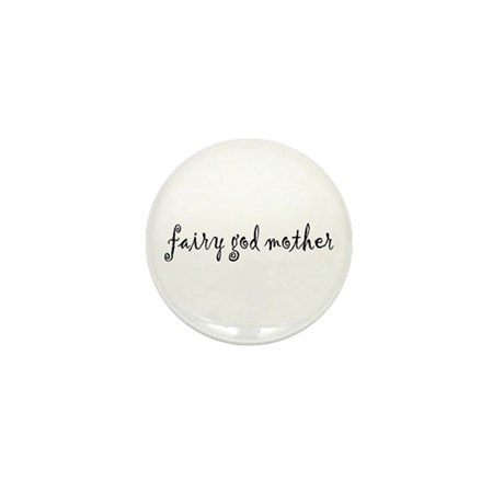 Fairy God Mother Mini Button (10 pack)
