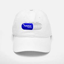Fukitol Dark Color Clothes Baseball Baseball Cap