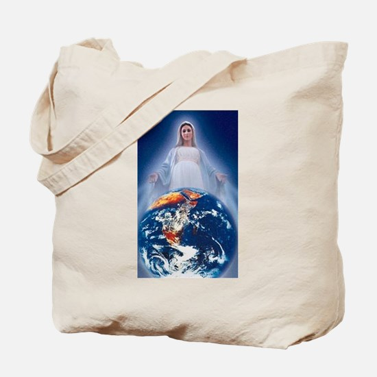Queen of the World Tote Bag