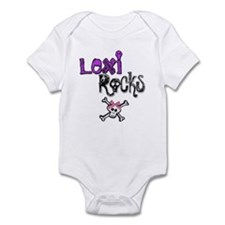 Lexi Infant Bodysuit