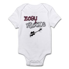 Zoey Infant Bodysuit
