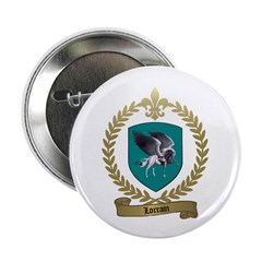 LORRAIN Family Crest Button