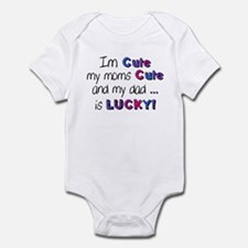 Im Cute... Infant Bodysuit