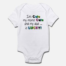 Im Cute... Infant Bodysuit