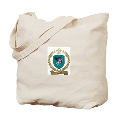 LORRAIN Family Crest Tote Bag