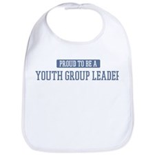 Proud to be a Youth Group Lea Bib