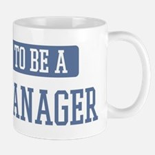 Proud to be a Risk Manager Small Small Mug