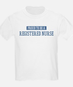 Proud to be a Registered Nurs T-Shirt