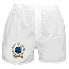 LUCAS Family Crest Boxer Shorts