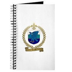 LUCAS Family Crest Journal