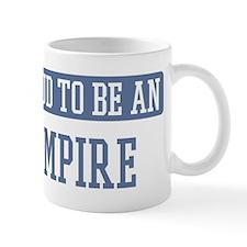 Proud to be a Umpire Mug