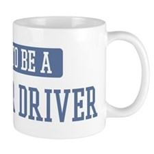 Proud to be a Race Car Driver Small Mugs