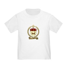 LUVE Family Crest Toddler T-Shirt