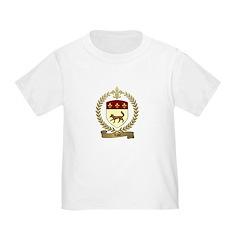 LUVE Family Crest T