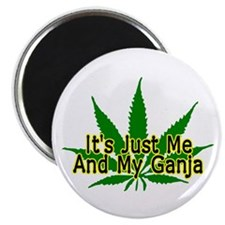 Me And My Ganja Magnet