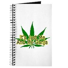 Me And My Ganja Journal