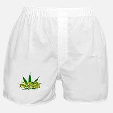 Me And My Ganja Boxer Shorts