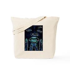 Cute Afro Tote Bag