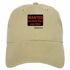 Wanted - Meat Whistle Players Baseball Cap