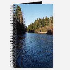 Eel River at Holbrook Journal