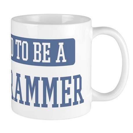 Proud to be a Programmer Mug