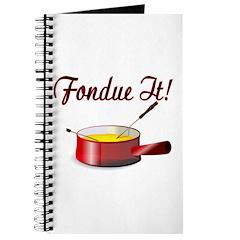 Fondue It Journal