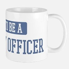 Proud to be a Security Office Mug