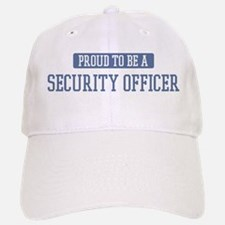 Proud to be a Security Office Baseball Baseball Cap