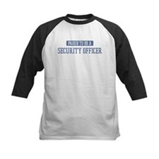Proud to be a Security Office Tee