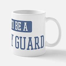 Proud to be a Security Guard Mug