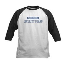 Proud to be a Security Guard Tee